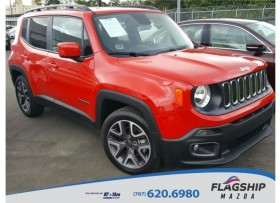 JEEP RENEGADE LATITUD