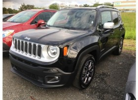 JEEP RENEGADE LIMITED URGE VENDER