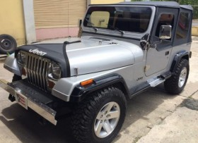 JEEP WRANGLER 1987 80k MILLAS ORIGINALES