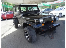 JEEP WRANGLER 1989 ESPECTACULAR
