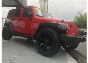 JEEP WRANGLER 2016 UNLIMITED SPORT