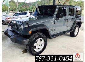 JEEP WRANGLER SPORT UNLIMITED -201425995
