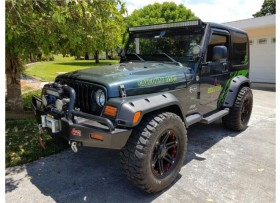 JEEP WRANGLER UNLIMITED- TJ 2005