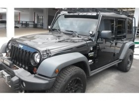 JEEP WRANGLER UNLIMITED M3 RUBICON 4X4 2012