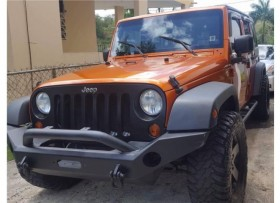 JEEP WRANGLER UNLIMITED SPORT 2010