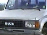 JEEPETA ISUZU TROOPER 1991