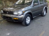 JEEPETA NISSAN Terrano 2001 4x4 diesel aire elect
