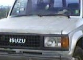 JEEPETA ISUZU TROOPER 1991