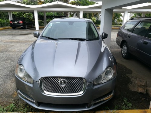 Jaguar XF kms originales