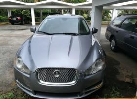 Jaguar XF kms originales