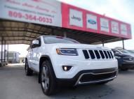 Jeep Cherokee Limited 2014