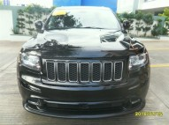 Jeep Cherokee SRT8 2012