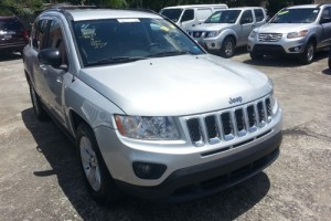 Jeep Compass Latitude 2011