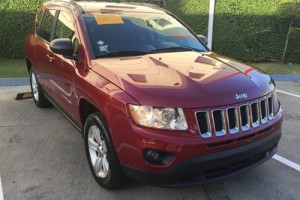 Jeep Compass Latitude 2012