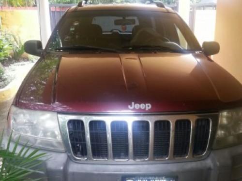 Jeep Gran Cherokee Laredo 1999