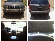 Jeep Gran Cherokee Laredo 2002