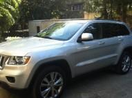 Jeep Grand Cherokee 2013 Gris Plata