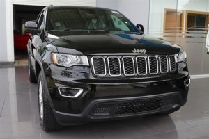 Jeep Grand Cherokee Laredo 2018