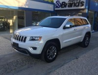 Jeep Grand Cherokee Limited 2014 4x4 CLEAN CARFAX