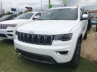 Jeep Grand Cherokee Limited 4x4 2018