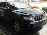 Jeep Grand Cherokee Overland 2011