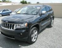 Jeep Grand Cherokee Overland 2012