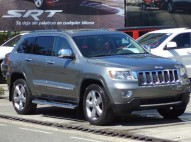 Jeep Grand Cherokee Overland 2013 Gris