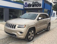 Jeep Grand Cherokee Overland 2014 CARFAX CLEAN FULL