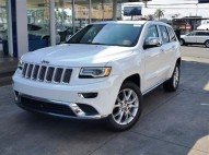 Jeep Grand Cherokee Overland Summit 2016