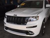Jeep Grand Cherokee SRT 8 2013
