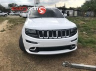 Jeep Grand Cherokee SRT 8 2014