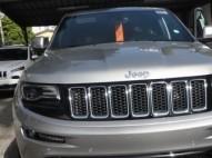 Jeep Grand Cherokee SRT 8 2015