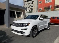 Jeep Grand Cherokee SRT 8 2015