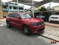 Jeep Grand Cherokee SRT 8 2016