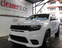 Jeep Grand Cherokee SRT 8 2017