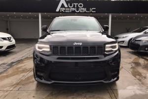 Jeep Grand Cherokee SRT 8 2018