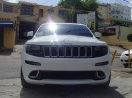 Jeep Grand Cherokee STR-8 2014