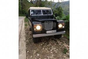 Jeep Land Rover clasico