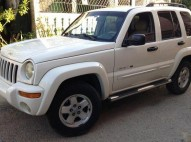 Jeep Liberty 4x4 2002 Limited Edition