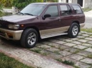 Jeep Nissan Terrano 2000