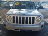 Jeep Patriot 2010 2WD gris