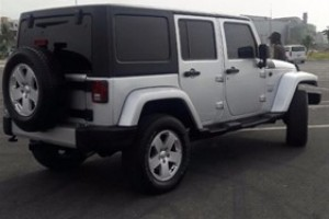 Jeep Renegade Limited 2012