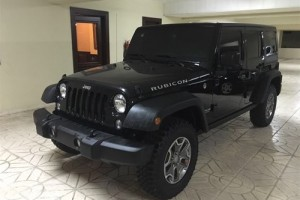 Jeep Rubicon 2016