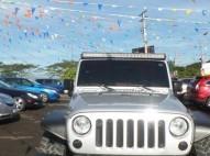 Jeep Sahara2009