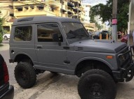 Jeep Suzuki Samurai 89
