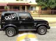 Jeep Suzuki Samurai del 88