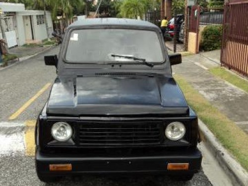 Jeep Suzuki Samurai Del 88 Santo Domingo 148483