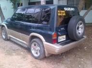 Jeep Suzuki Sidekick 99