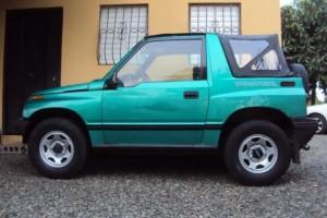 Jeep Suzuki Tracker 1994 4X4 Automatico Santiago