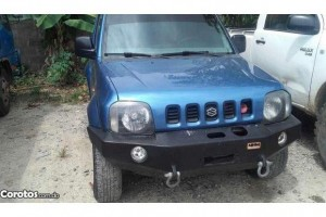 Jeep Suzuki jimy